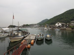 Le port de Tomonoura (鞆の浦)